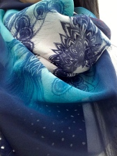 Emma J Shipley (scarf, not shirt)