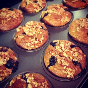 Superfood Muffins