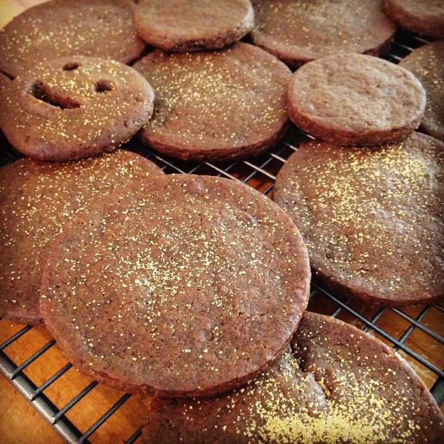 felicity cloake best ever ginger nut biscuits