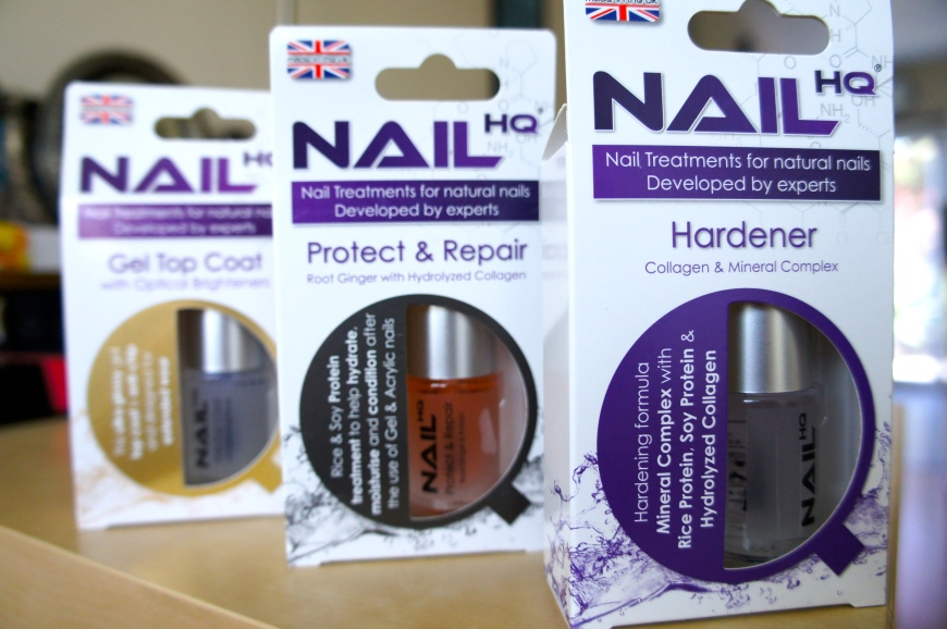 Nail HQ treatments Baking Better review