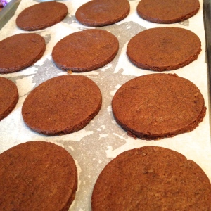 best EVER ginger nut biscuits, Baking Better