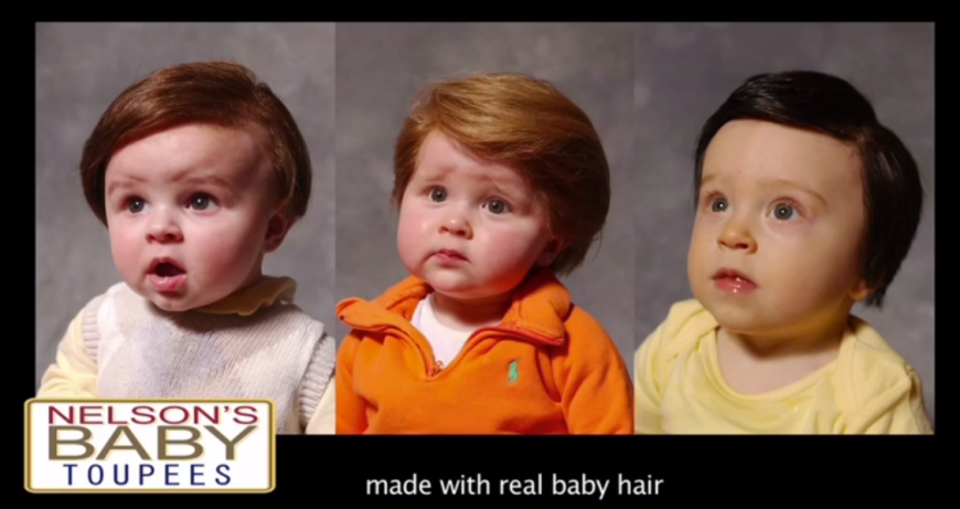 Click the photo for the full, brilliant SNL 'advert'.