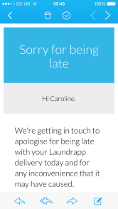 Laundrapp | Baking Better Review