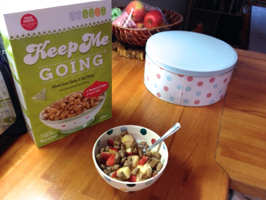 Keep Me Going | Baking Better Review